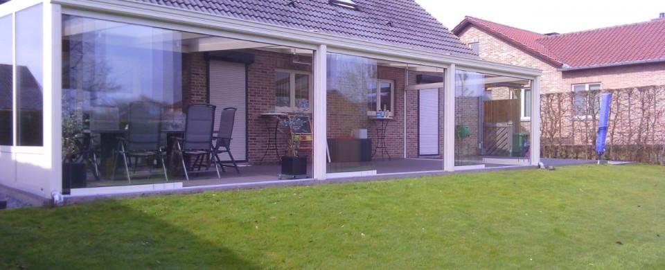 Nieuwe terrasoverkapping 12 x4 te kozen nieuwerkerken - Pergola dakbedekking ...